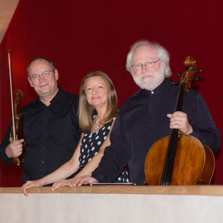 Trio Bohème Jasmina Kulaglich Lev Maslovsky Igor Kiritchenko Slavonic Trio piano violin cello tchaikovsky piazzolla