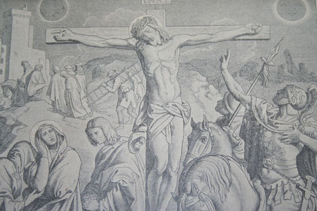 Tod Jesu (Fünftes schmerzensreiches Geheimnis)