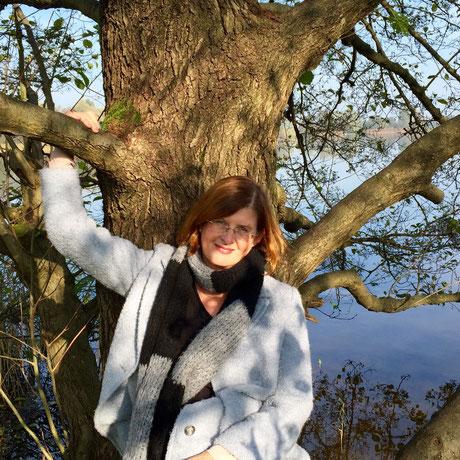 Vivian Middelmann am Bornhorster See