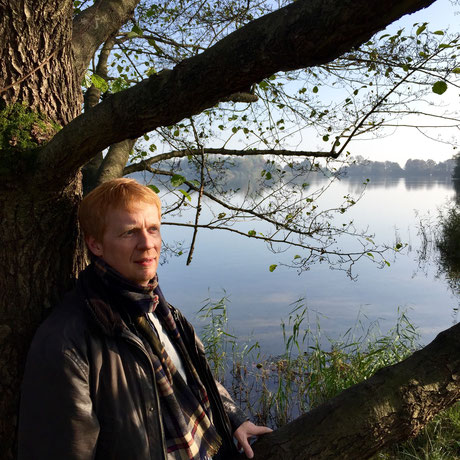Eckart Matthias Seeck am Bornhorster See