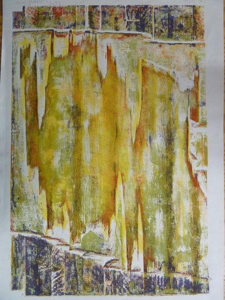 Bunt (43 x 61 cm) 100 €