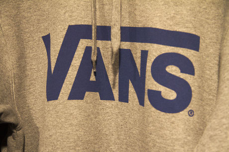 Detailaufnahme - Die ultimativen Sneaker und mehr von VANS bei NJUS in Soltau