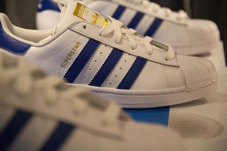Detailaufnahme - Styles von Adidas bei NJUS in Soltau