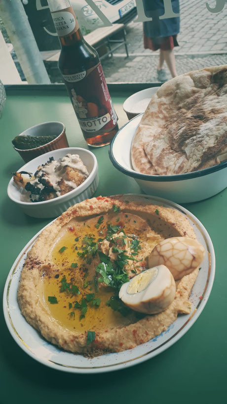 Israeli Brunch © Shay Dashevsky
