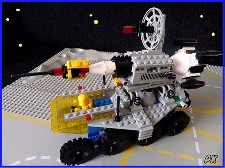 6950 Mobile Rocket Transport