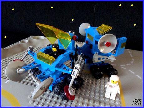 6928 Uranium Search Vehicle