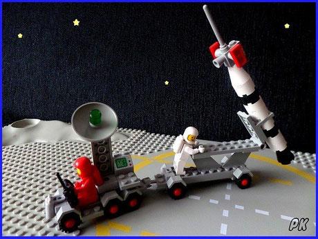897 Mobile Rocket Launcher