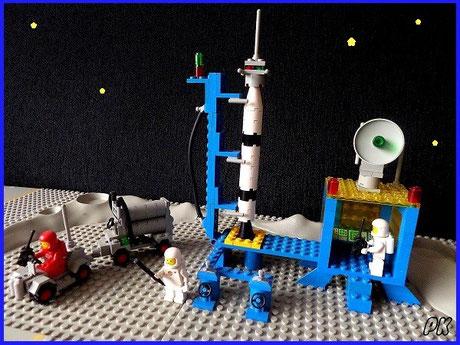 920 Alpha-1 Rocket Base