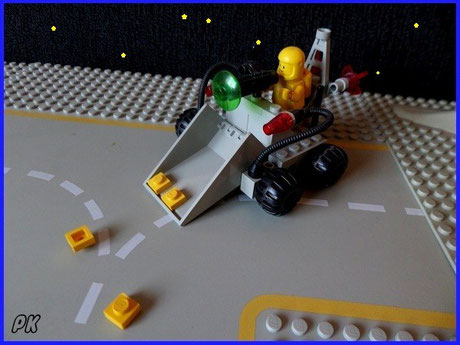 6847 Space Dozer