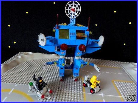 6951 Robot Command Center