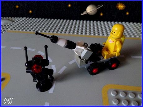 6802 Space Probe