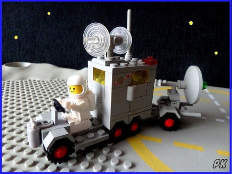 894 Mobile Ground Tracking Station