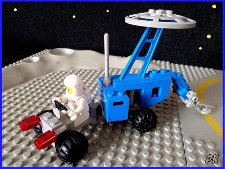6844 Seismologic Vehicle