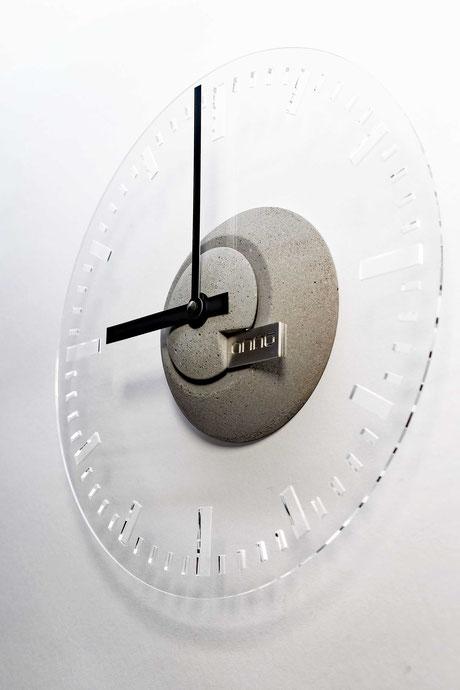 Wanduhr disc