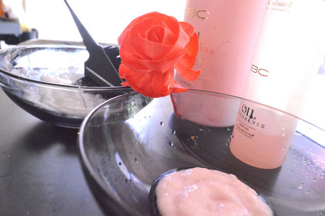 Oil Rose spa/treatment ¥4,000
