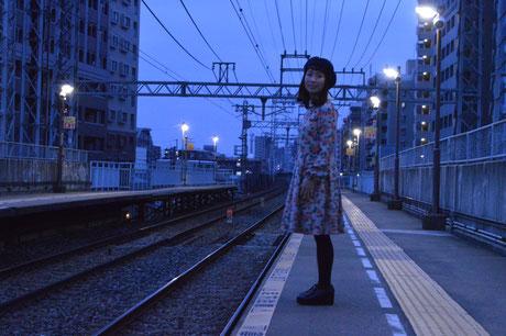 平尾駅近く美容室