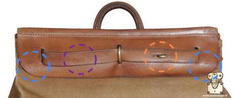 Face Steamer bag - fermeture à droite 2eme génération Louis Vuitton