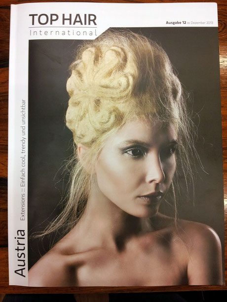 TOP HAIR International 12/2013 - TITEL