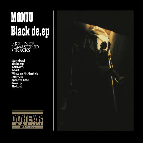 MONJU - Black De.Ep RE:MASTERED