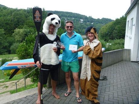 2. Sieger: SuP Weidenbachtal