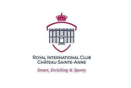 Cliquer sur le logo pour accèder au site du Chateau Sainte Anne
