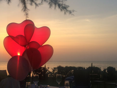 Dîner amoureux - Asie - Phuket - Guide francophone