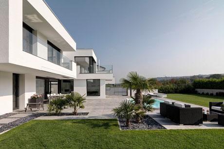 Die Architektur ...