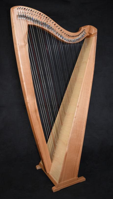 Harfe Modell Jupiter Tremer Harfen