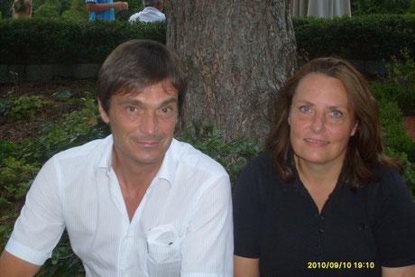 Ralph Schwerdtfeger & Vera Becker