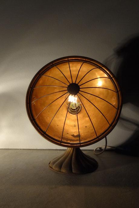orlando lunico zug online shop tischlampe lampe swissmade handmade kuper heitzstrahler industrial chic style vintage