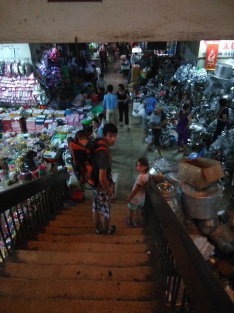 Marché de Cholon (Le Chinatown de HCM), District 5