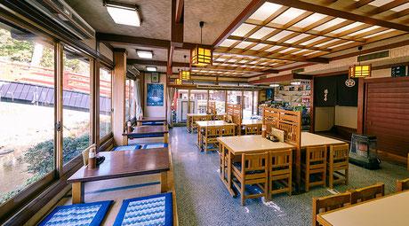 奈良県宇陀市の橋本屋 お食事処