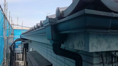 さいたま市外装リフォーム雨樋交換