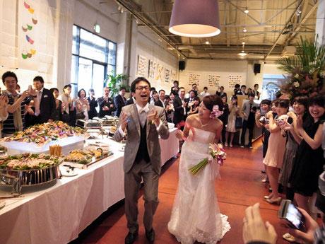 2011.6.11 Kohei's Wedding party