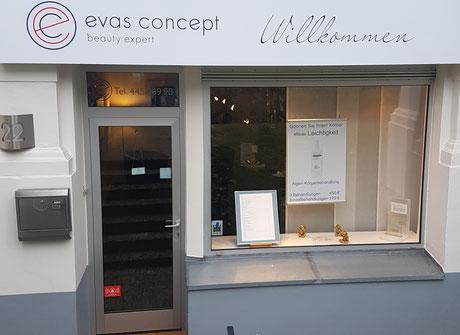 evas concept – Ihre Welt der Schönheit