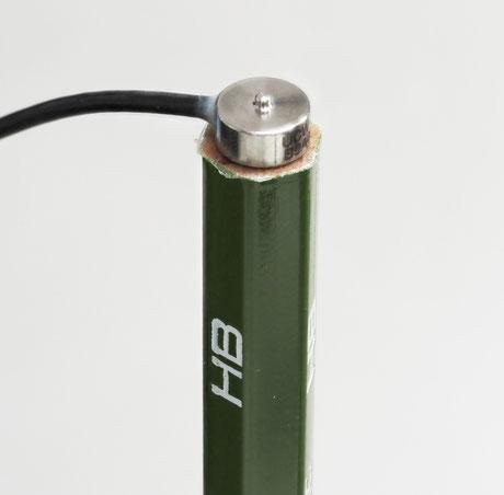 鉛筆の径よりも小さいロードセル UCW