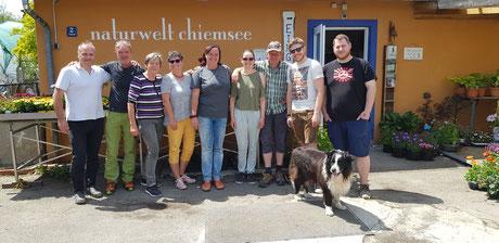 Chiemgau - Do bin i dahoam und die Naturwelt Chiemsee sagen Danke
