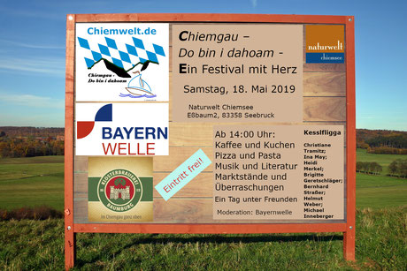 Chiemgau - Do bin i dahoam Festival