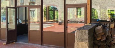 Portes-fenêtres sur-mesure