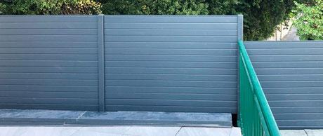 Portails, portes de garage et clôtures sur-mesure