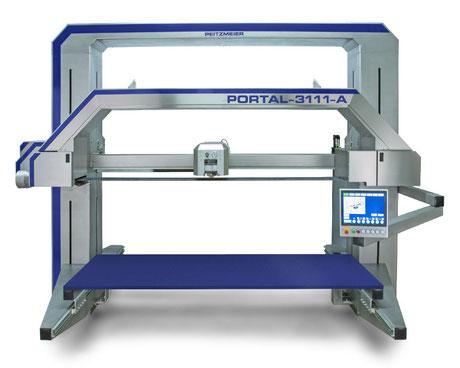 OMNI-GRIND PORTAL Twin-Belt Grinding Machine