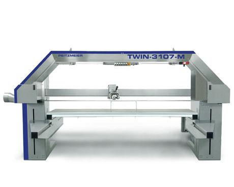 OMNI-GRIND TWIN Twin-Belt Grinding Machine