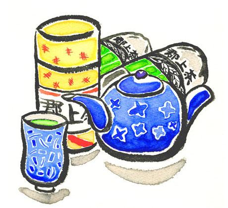 水彩イラスト
