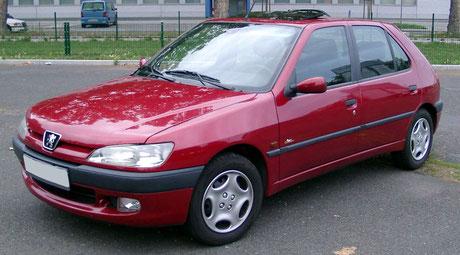 Fanale Peugeot 306 seconda serie dal 1997