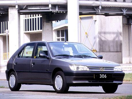 Fanale Peugeot 306 dal 1993