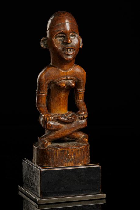 Phemba Figure, 19th century, Collection Henry Pareyn