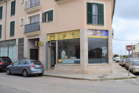 Ladenlokal in LLucmajor zu verkaufen