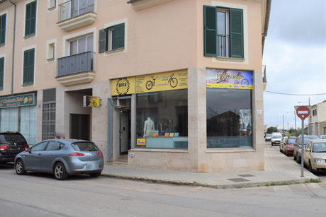 Shop in good infrastructure in LLucmajor to sell
