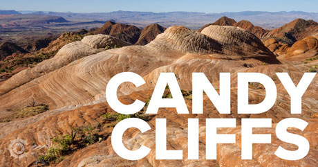 Candy cliffs st. george yant flat dirt road igoplaces.de utah