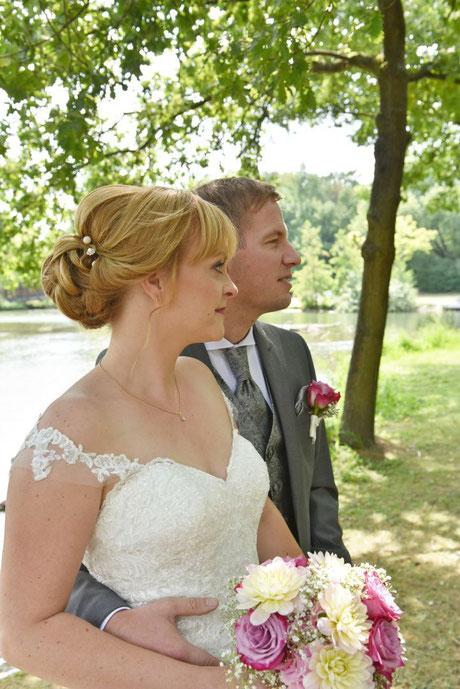Hochzeitsaufnahmen in Lippstadt